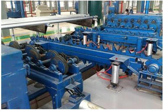 六工位钢管内壁喷丸清理机